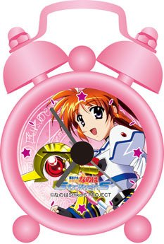 Magical Girl Lyrical Nanoha Striker S - Nanoha Mini Alarm Clock