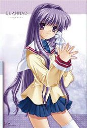 Clannad - Kyou Fujibayashi Pillowcase