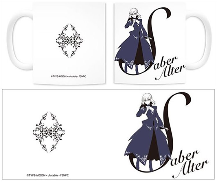 Fate Stay Night - Alter Saber Mug