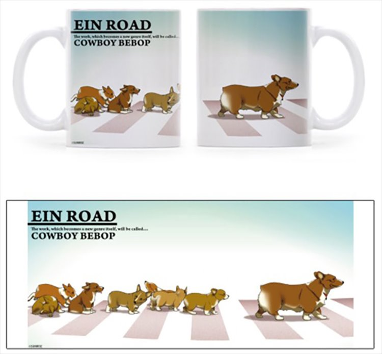 Cowboy Bebop - Ein Road Color Mug Re-release
