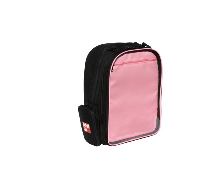 Aniji Bags - Echo Pink Messenger Bag
