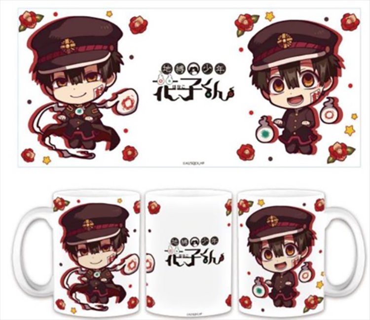 Toilet Abound Hanako Kun - Hanako Mug