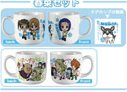 To Love Ru - Haruna Lottery Pair Mug (Set of 2)