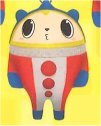 Persona 4 - Kuma Teddy cell phone charm B