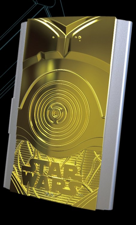 Star Wars - C-3PO Business Card Holder