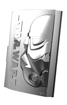 Star Wars - Stormtrooper Business Card Holder