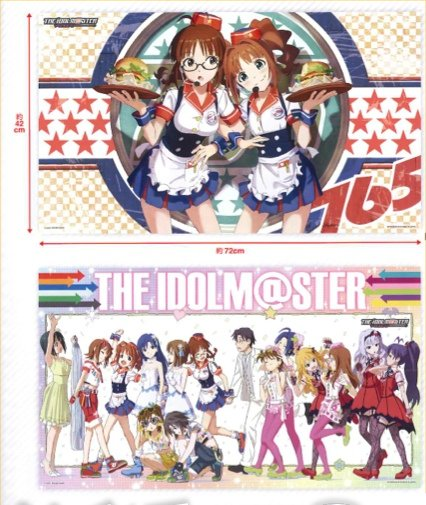Idol Master - DX Clear Poster Namsuka Collection vol. 3 - Single Poster