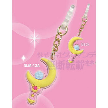 Sailor Moon - Charapin Moon Stick Charm SLM-12A