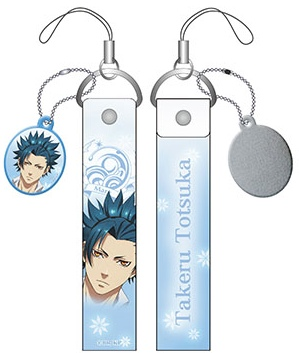 Kamigami no Asobi - Smart Phone Strap With Screen Cleaner Takeru