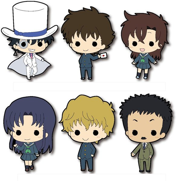 Magic Kaito 1412- Rubber Strap- Single BLIND BOX