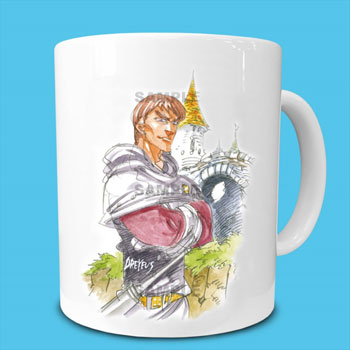 The Seven Deadly Sins- Collection Mug Dreyfus