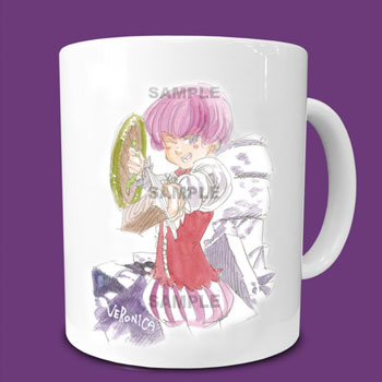 The Seven Deadly Sins- Collection Mug Veronica