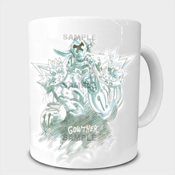 The Seven Deadly Sins- Collection Mug Gowther
