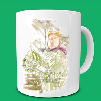 The Seven Deadly Sins- Collection Mug King
