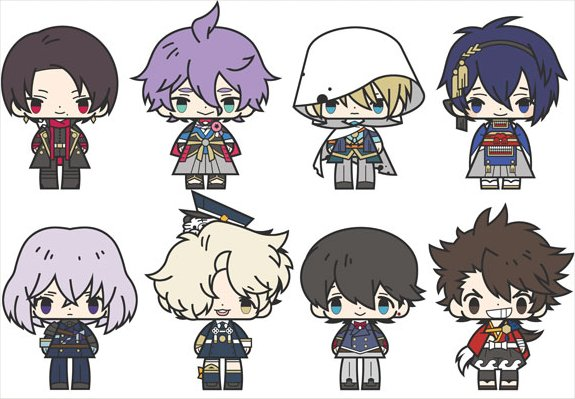 Touken Ranbu- Koedarize R Volume 3 - Single BLIND BOX