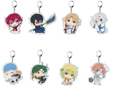 Yona of the Dawn- Deka Keyholder Version 2- Single BLIND BOX