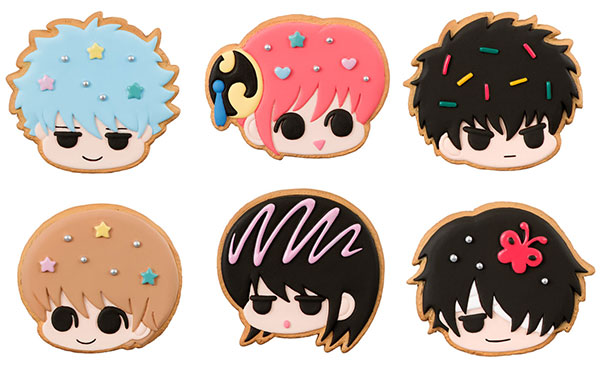 Gintama - Gin san no Cookie yasan Charm Patisserie - Single BLIND BOX