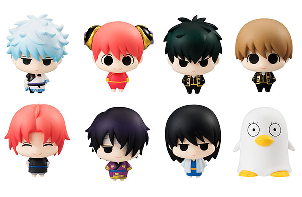 Gintama - Ohisashiburi no Gintama Mamori Hen Chara Fortune - Single BLIND BOX