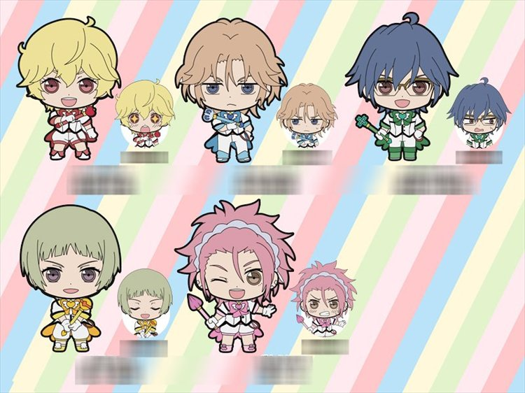 Cute High Earth Defense Club Love - Picktam Character Straps - Single BLIND BOX