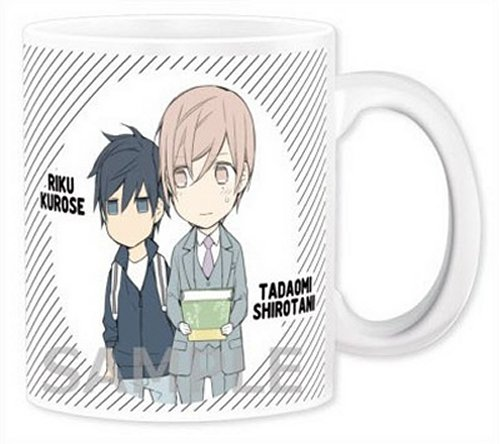 Ten Count - Character Mug A