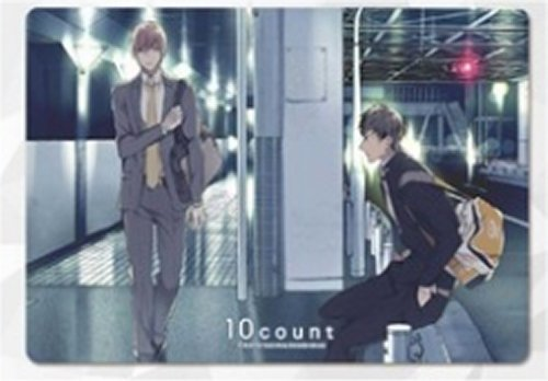 Ten Count - Desk Mat D
