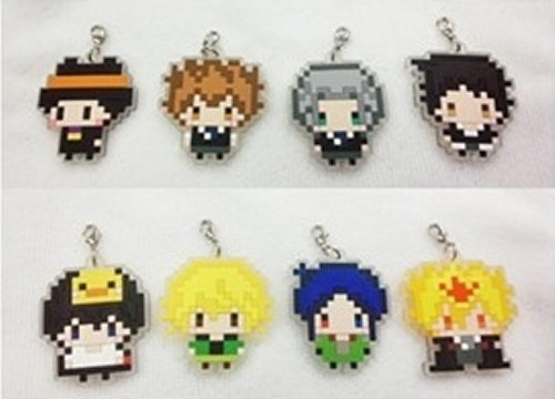 Katekyo Hitman Reborn - Tanto Rubber Straps Vol.2 Single BLIND BOX