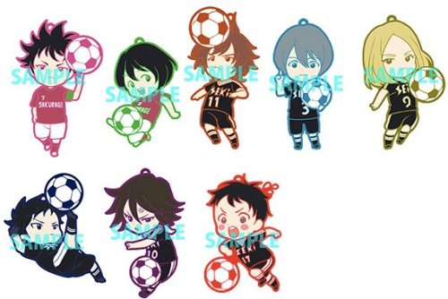 DAYS - Niitengomu rubber strap Single BLIND BOX