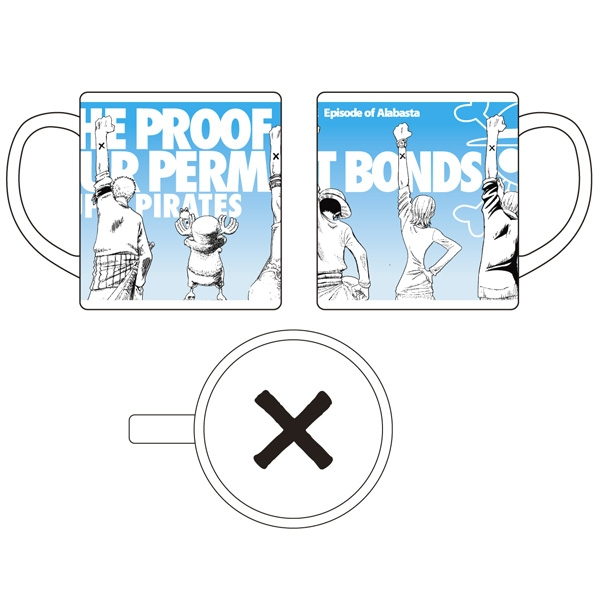 One Piece - The Proof of Our Permanent Bonds Mug