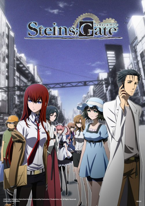 Steins Gate - Future Gadget Laboratory Wallscroll