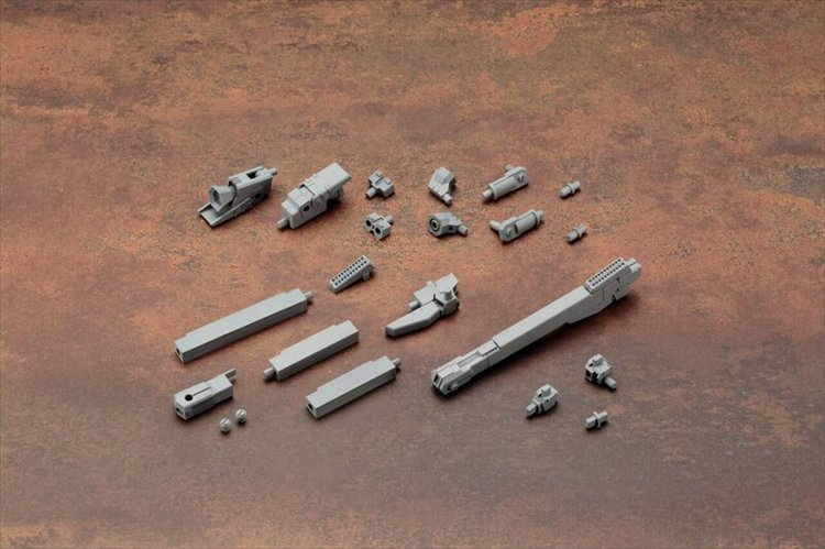 Modeling Support Good - Mecha Supply MJ03 Propellant Tank Type-Square
