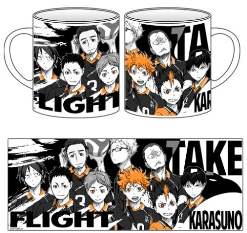 Haikyuu - Take Flight Cospa Mug