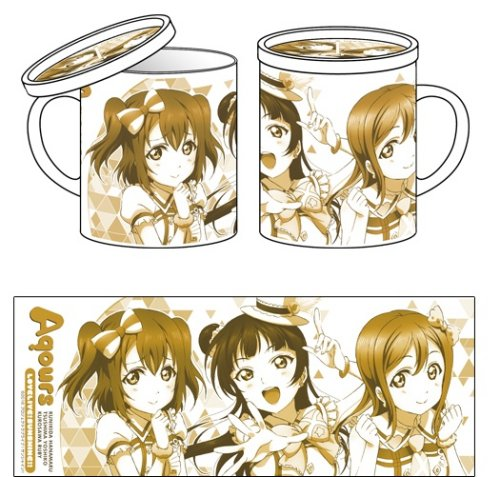 Love Live Sunshine - Cospa Mug with Lid A