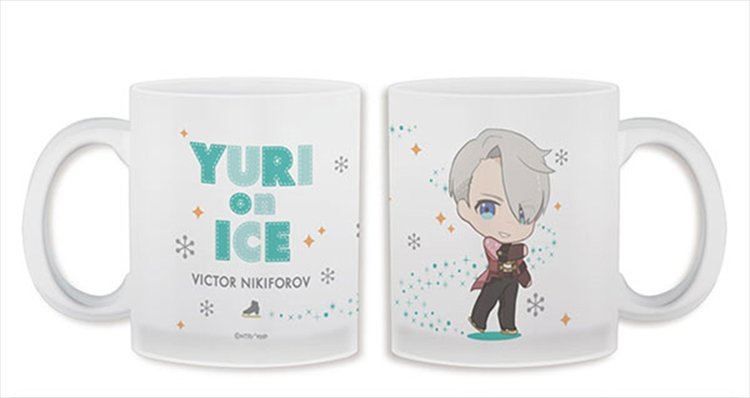Yuri on Ice - Victor Nikiforov Color Mug
