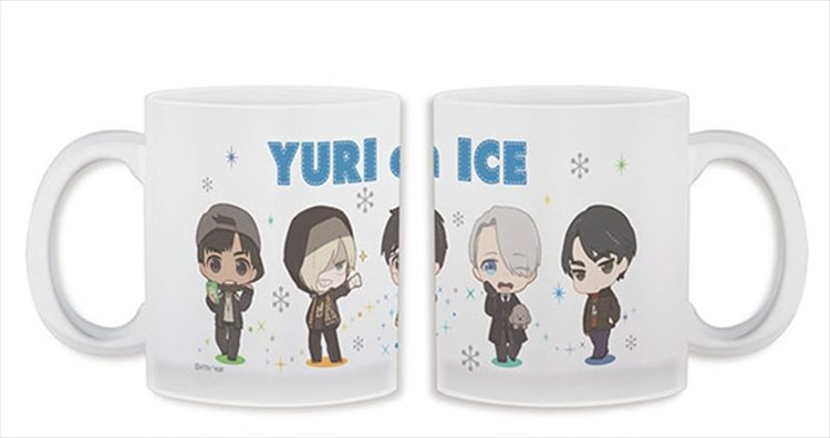 Yuri on Ice - Casual Clothes Color Mug