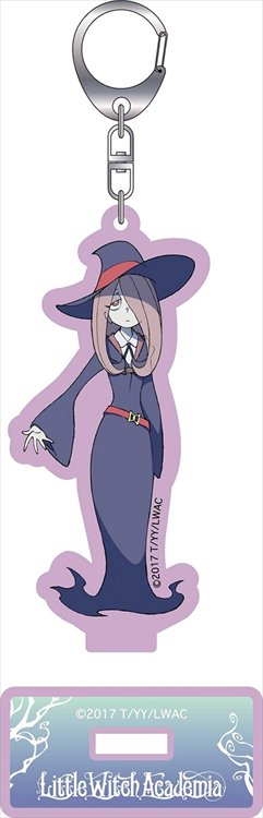 Little Witch Academia - Sucy Manbavaran Acrylic Keychain with Stand
