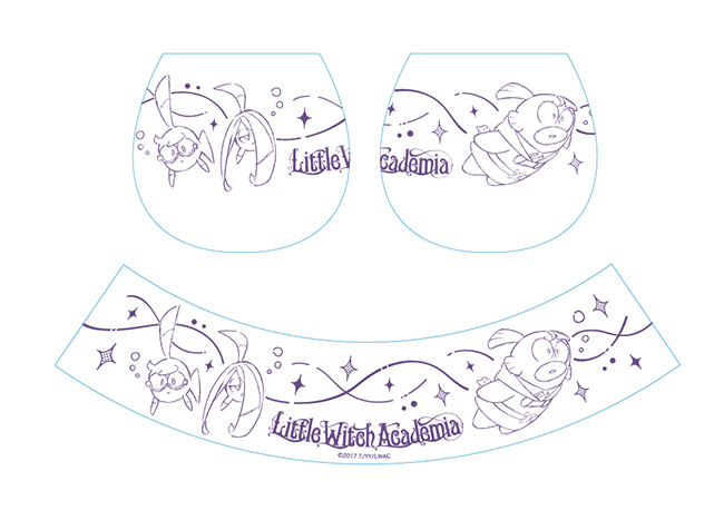 Little Witch Academia - Little Witch Academia Glass