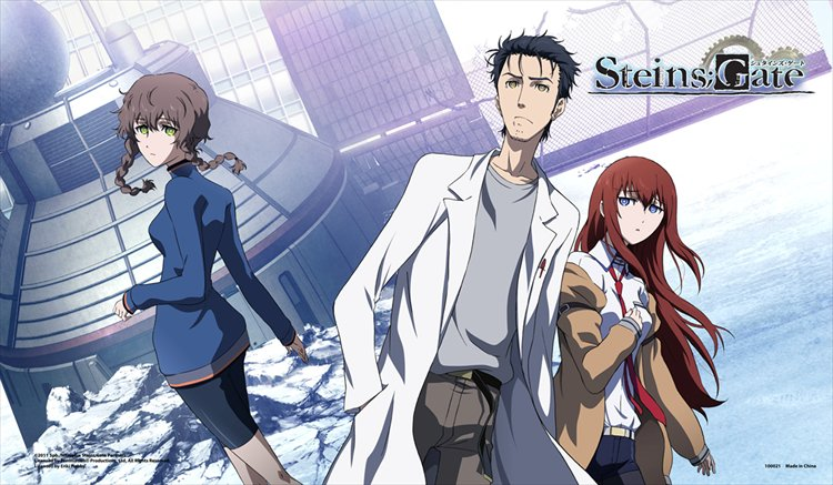 Steins Gate - Deskmat