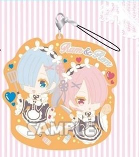 Re:Zero Starting Life In Another World - Rubber Strap Rich Cooking Ver.