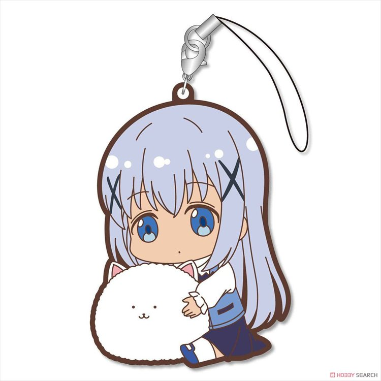 Is The Order A Rabbit - Chino Rubber Strap