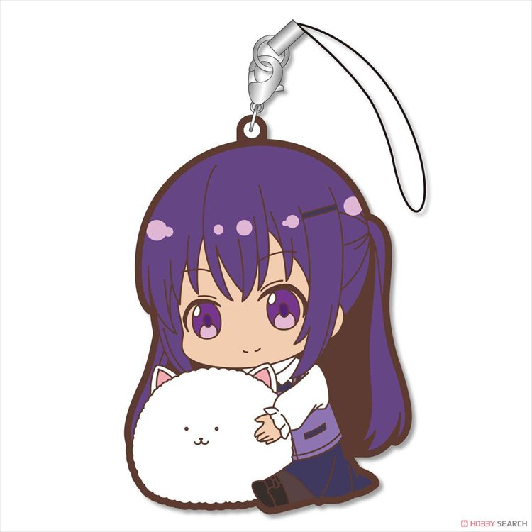 Is The Order A Rabbit - Rize Rubber Strap