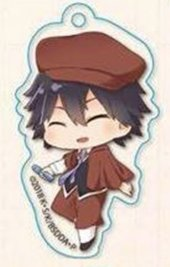 Bungo Stray Dogs Dead Apple - Ranpo Edogawa Keychain