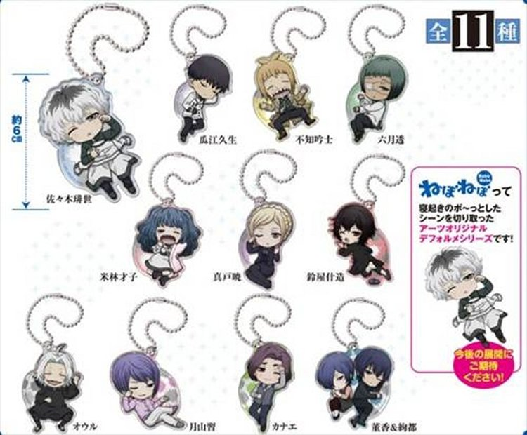 Tokyo Ghoul:Re - Character Keychains Single BLIND BOX