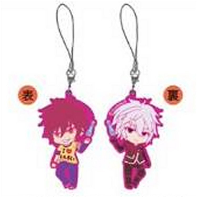 No Game No Life Zero - Sora and Riku Dola Keychain