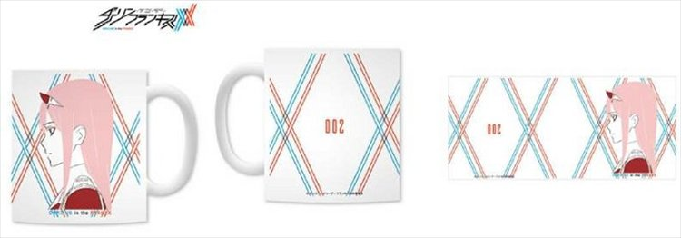 Darling in the Franxx - Zero-Two Color Mug