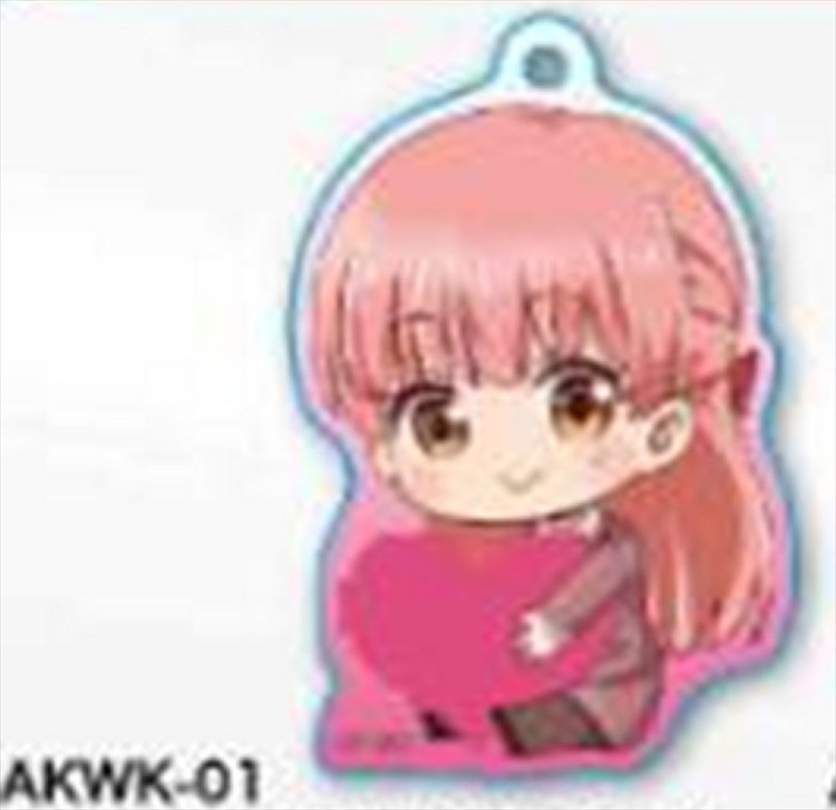 Love is Hard for Otaku - Narumi Momose Acrylic Keychain
