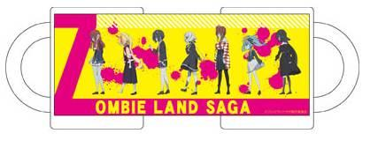 Zombie Land Saga - Color Mug B