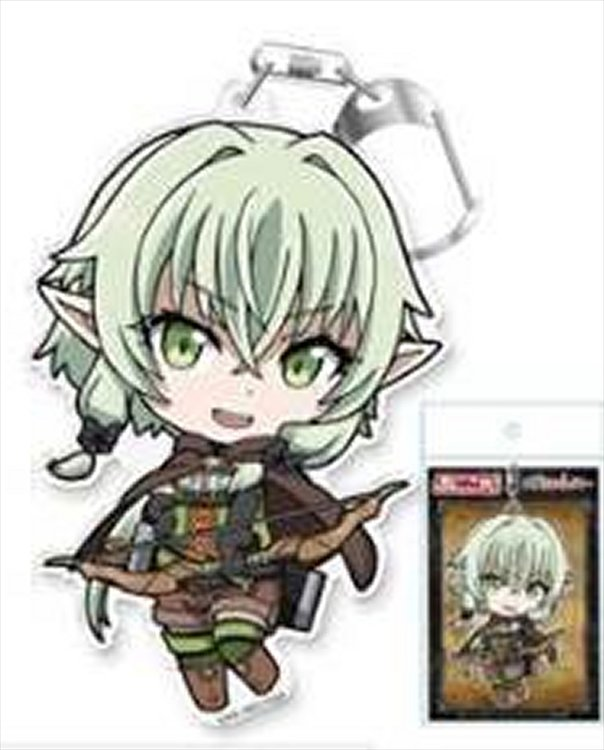 Goblin Slayer - Elf Acrylic keychain