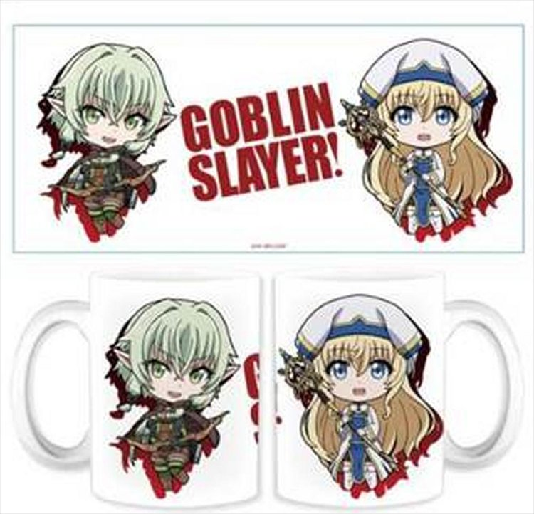Goblin Slayer - Color Mug