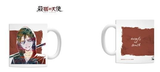 Angels of Death - Zack Color Mug