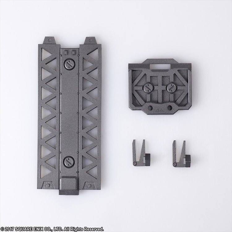 Nier Automata - Trading Weapon Collection Figure Bring Arts